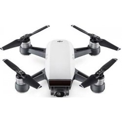 DJI – Spark (Alpine White version) + Vysílač – DJIS0200TX